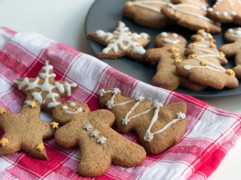 Christmas recipe: how to make easy gingerbread biscuits
