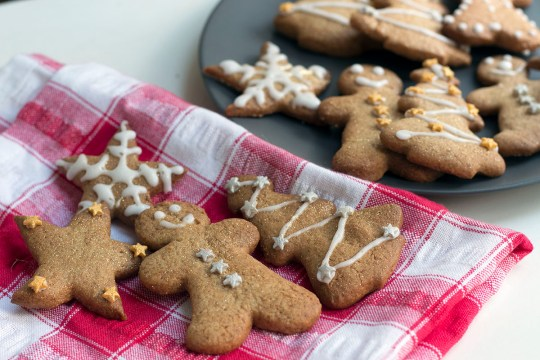 Christmas Recipe How To Make Easy Gingerbread Biscuits Metro News