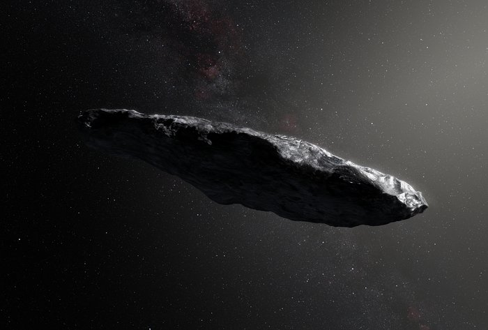 Is Asteroid 'Oumuamua an alien UFO? Scientists reveal latest findings