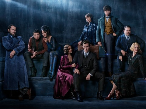 Fantastic Beasts: The Crimes of Grindelwald has wrapped up filming