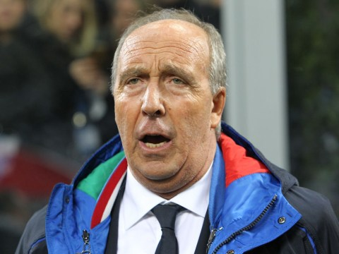 Giampiero Ventura vows to resign after Italy's World Cup qualifying failure