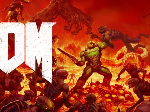 Doom on Switch review – port(al) to Hell