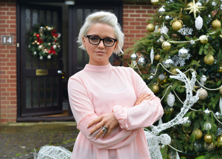 Hannah Spearritt joins EastEnders