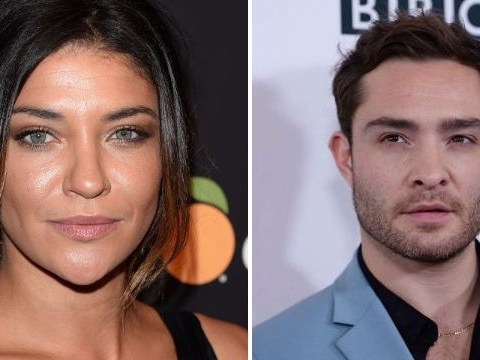 Ed Westwick's ex and co-star Jessica Szohr 'shocked' by sexual assault allegations