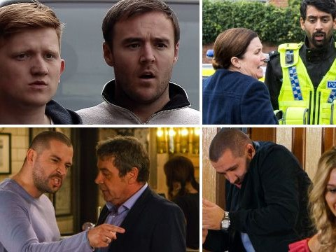 Todd's revenge, arrest shock and 8 more Coronation Street spoilers revealed