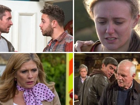 Sudden death shock, Rebecca White birth drama and 8 more Emmerdale spoilers revealed