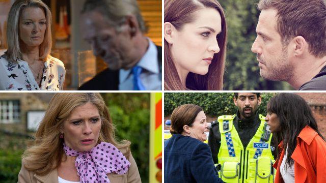 25 soap spoilers: EastEnders Willmott-Brown strikes, Emmerdale sudden death, Coronation Street revenge, Hollyoaks baby drama