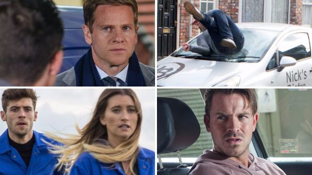 25 soap spoilers: Coronation Street and Emmerdale crashes, EastEnders discovery, Hollyoaks funeral, Casualty illness