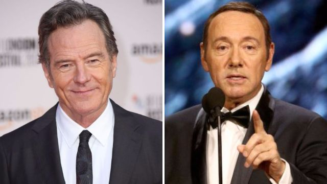 Bryan Cranston declares Kevin Spacey's career is 'over' in wake of 15 accusations of sexual misconduct