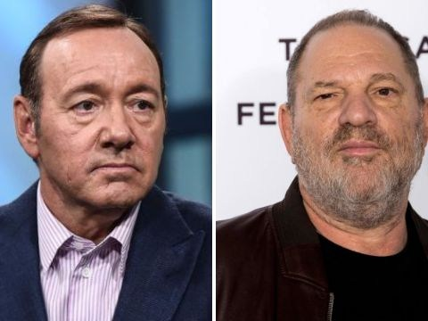 Kevin Spacey 'enters the same rehab facility as Harvey Weinstein'