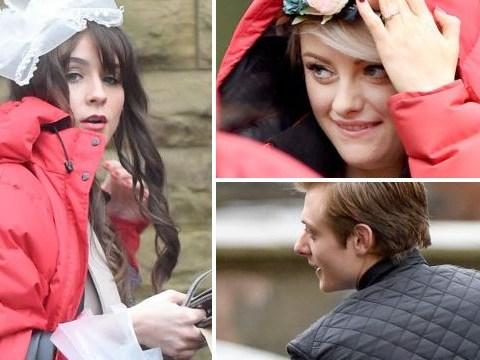 Coronation Street spoilers: Huge wedding drama for Sinead Tinker and Chesney Brown but will Daniel Osbourne destroy it?