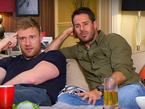 Jamie Redknapp seen without his wedding ring on Celebrity Gogglebox amid marriage troubles with Louise