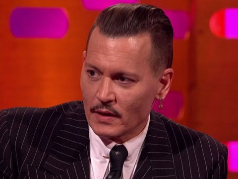 Johnny Depp's appearance on The Graham Norton Show offended a lot of viewers
