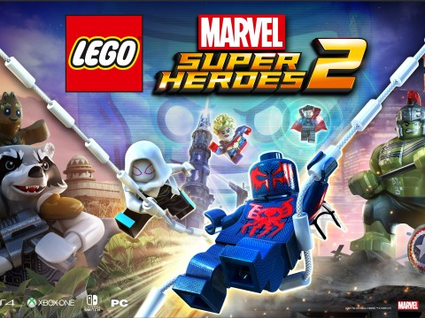Lego Marvel Super Heroes 2 review – building new heroes