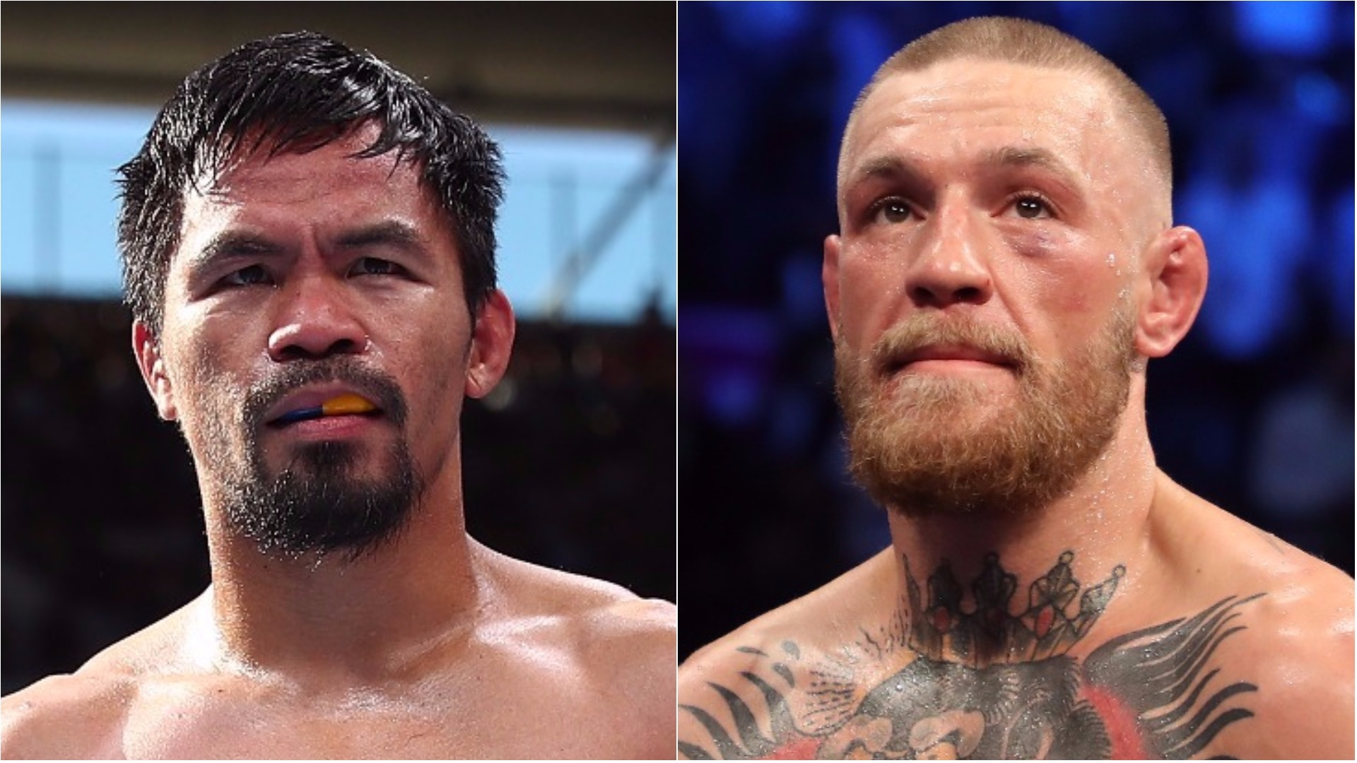 Manny Pacquiao drops major hint over fight with Conor McGregor