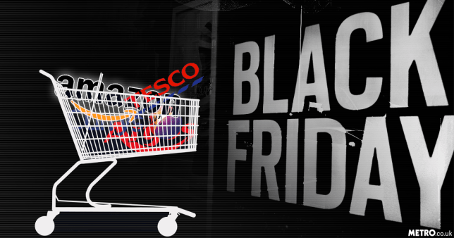 f76c4ec7d31 All the best Black Friday deals around today from Amazon, Currys ...
