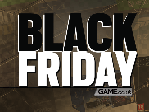 The best Black Friday deals at Game for 2017