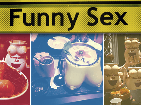 Inside Funny Sex – Taiwan's first sex-themed restaurant, which wasn't funny or sexy