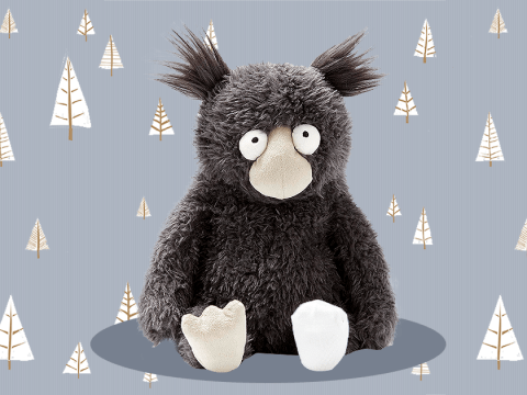 How to get your very own Moz the monster from this year's John Lewis Christmas advert