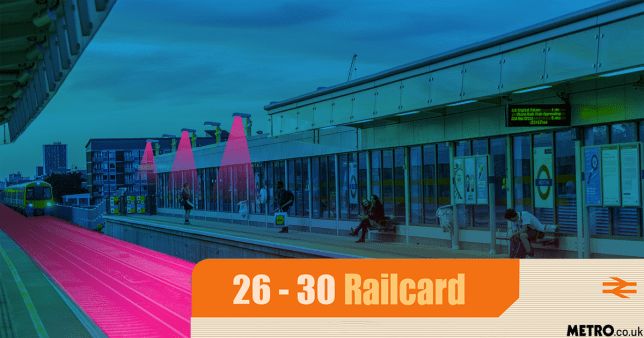 How will the 26-30-y-o railcard work