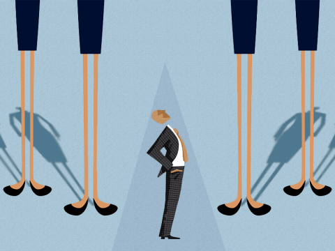 Does being short ruin your sex life? Men tell us