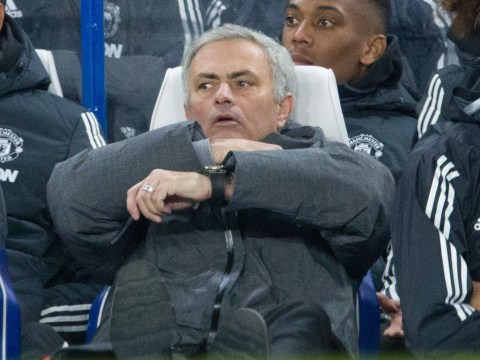 Jose Mourinho aims subtle swipe at Chelsea's defensive tactics following Manchester United's defeat