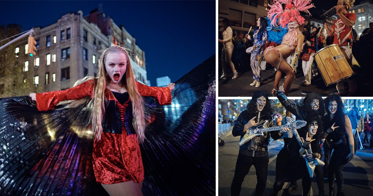 New York terror attack: Halloween parade continues through Manhattan after deadly attack
