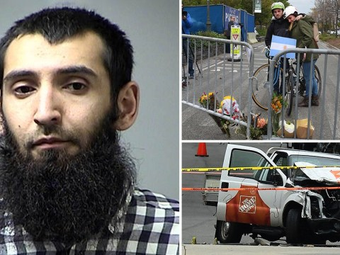 Second person wanted by FBI over New York City terror attack