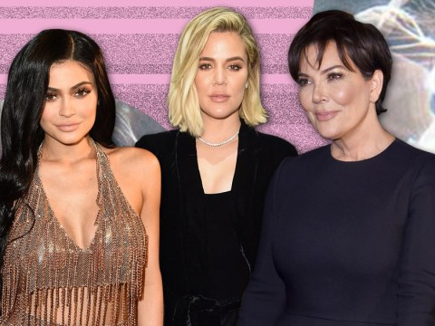Kris Jenner jokes she will 'get her 10%' by confirming Kylie and Khloe pregnancies on KUWTK