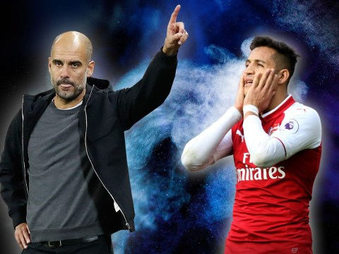 Manchester City are on fire without Alexis Sanchez – but they should still sign him in January