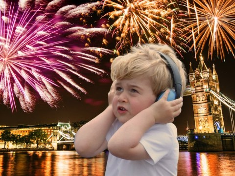 How to protect your child's hearing on Bonfire Night