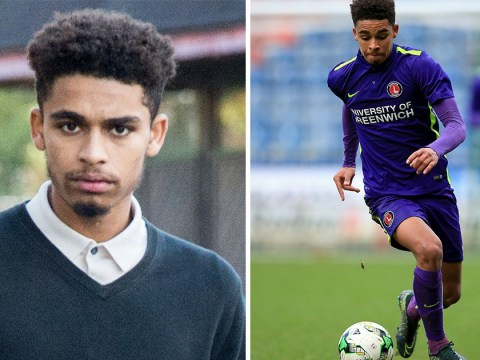 Former Charlton footballer accused of raping girl, 17, after meeting her on Tinder
