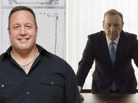 Petition to replace Kevin Spacey with Kevin James on House Of Cards gets thousands of signatures