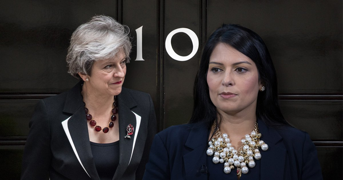 Number 10 'knew about Priti Patel's visit but didn't want Foreign Office to know'