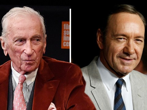 Writer Gay Talese tells Anthony Rapp to 'suck it up' and complains he's 'ruined Kevin Spacey's career'