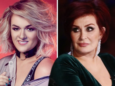 Stern Sharon Osbourne warns The X Factor's Grace Davies to change her attitude – or else