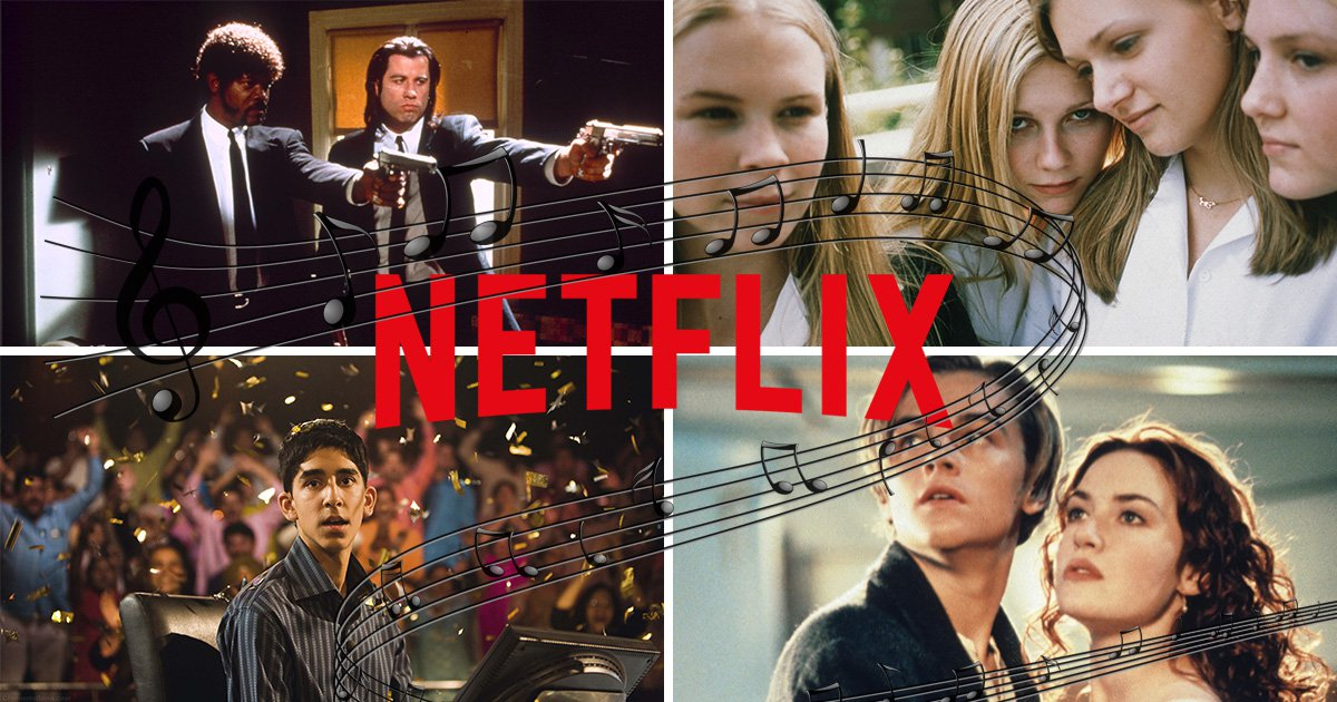 films on Netflix with the best soundtracks
