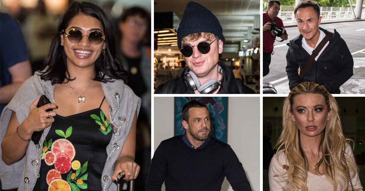 Who is in I'm A Celebrity? Everyone who has arrived in Australia so far ahead of the show