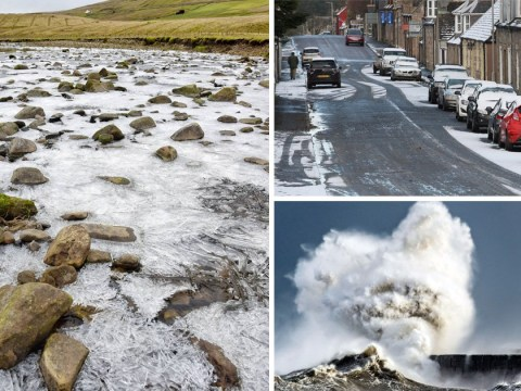 Britain braced for three weeks of freezing Arctic air