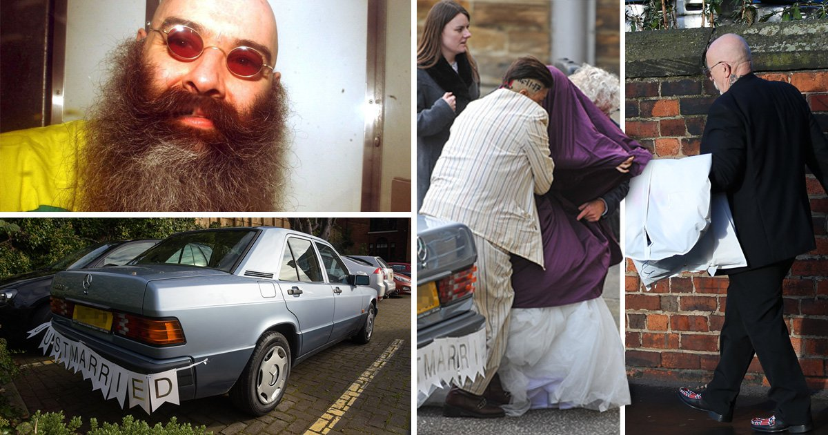 Britain's most violent inmate Charles Bronson gets married in prison