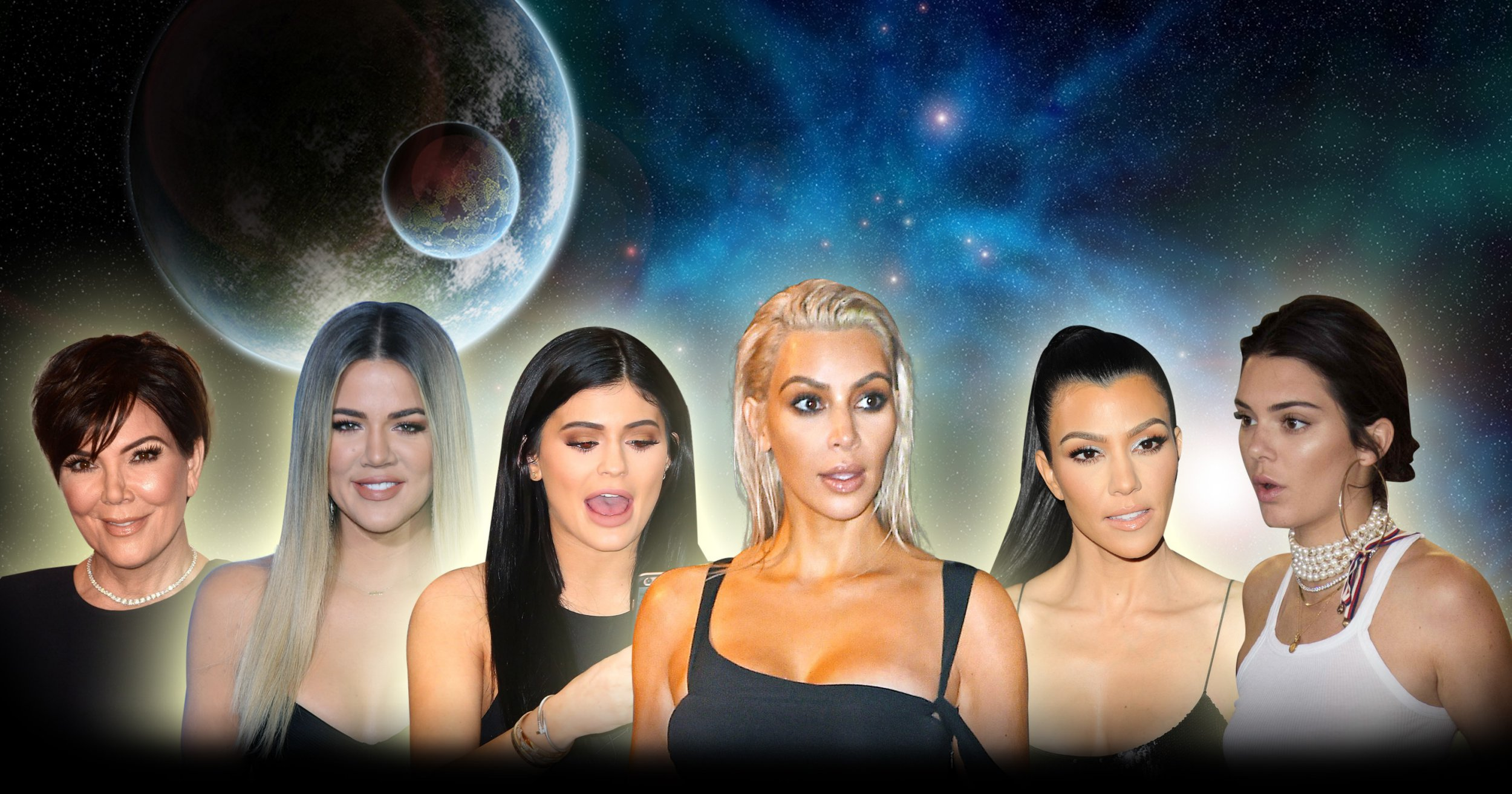 Keeping Up With The Kardashians will film in outer space if Kris Jenner gets her way