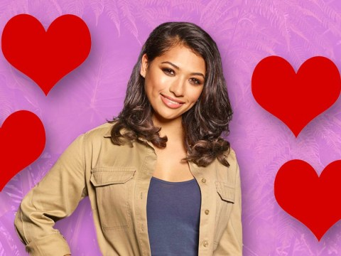 I'm A Celebrity: Vanessa White swaps yoga retreat to eat kangaroo balls as she admits she's looking for love in the jungle