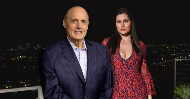 Trace Lysette accuses Jeffrey Tambor of harassment