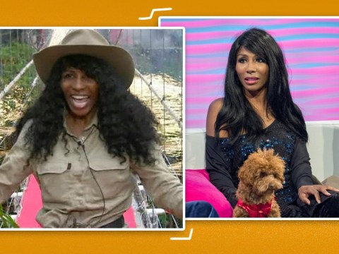 Sinitta thought the I'm A Celeb jungle was fake when she was a contestant in 2011