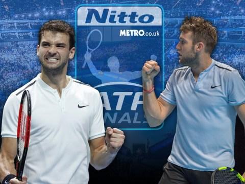 ATP Finals preview: Debutants Grigor Dimitrov and Jack Sock prepare for intriguing semi-final clash