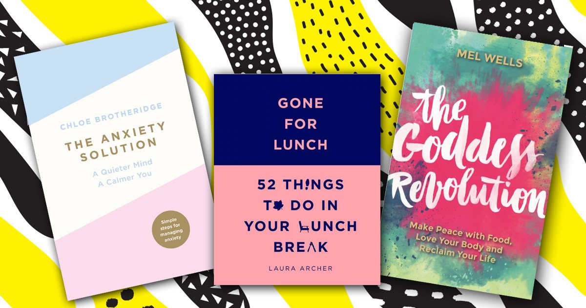 The best self-help books for making 2018 your best year yet
