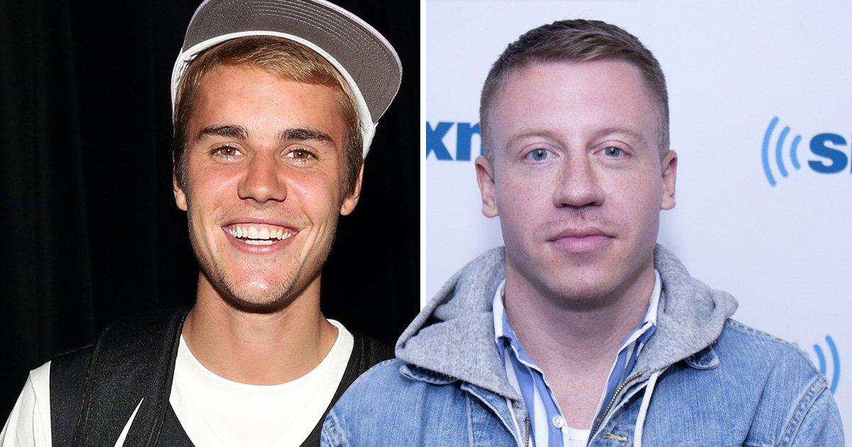 Macklemore 'controls his orgasms' by staring at naked Justin Bieber painting