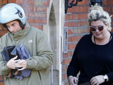 Gemma Collins and James Argent 'spend the night together' after being spotted leaving her home
