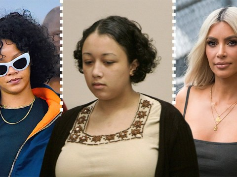 #FreeCyntoiaBrown: Kim Kardashian and Rihanna call for release of sex-trafficking victim jailed for life