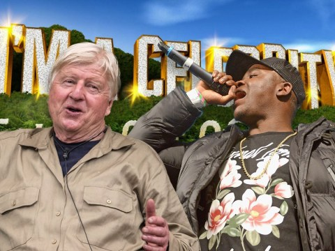 I'm A Celebrity's Stanley Johnson just got Man's Not Hot reference wrong in embarrassing gaffe